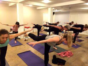 TST - Yoga billede 1